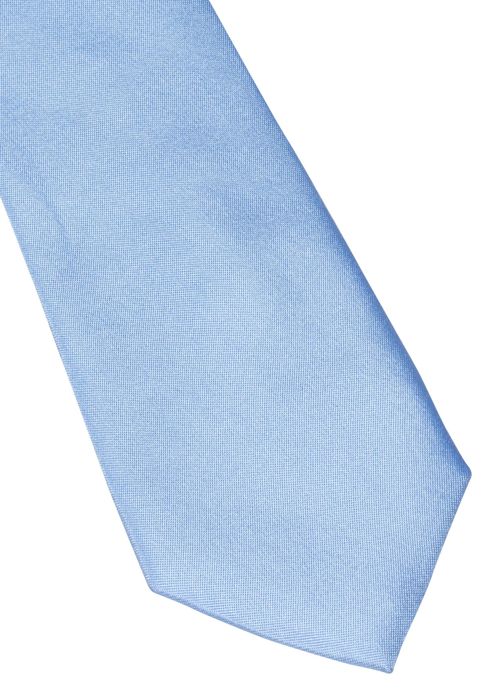 ETERNA 9029 Krawatte Seide hellblau