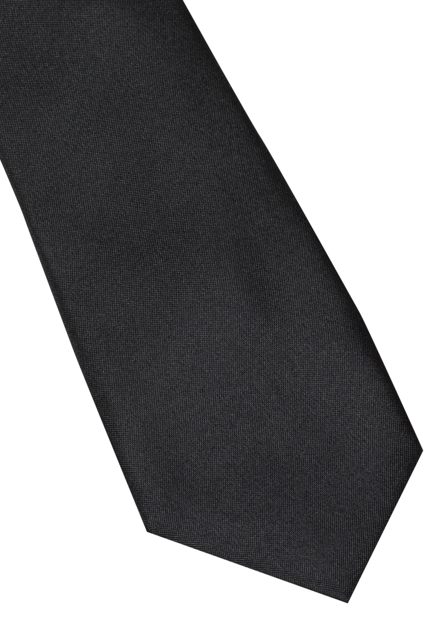 ETERNA 9029 Krawatte Seide schwarz