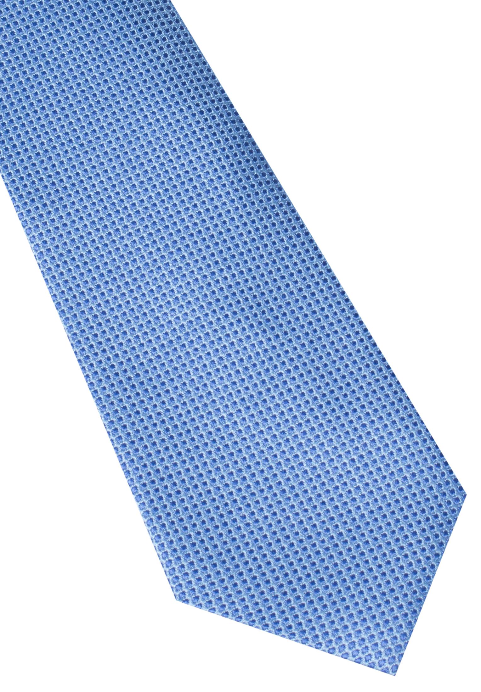 ETERNA 9068 Krawatte Seide hellblau