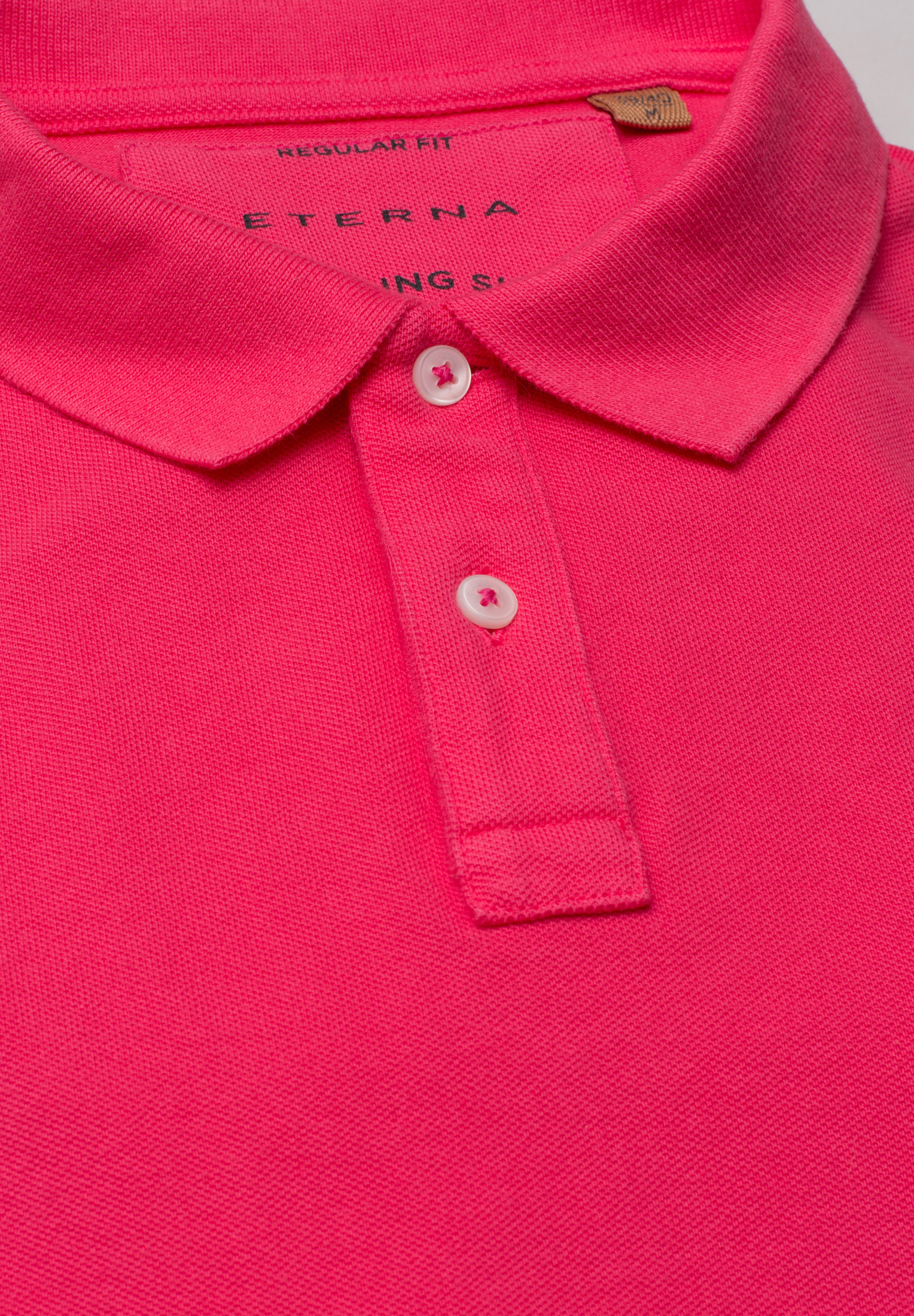ETERNA 2223 Poloshirt Baumwolle pink