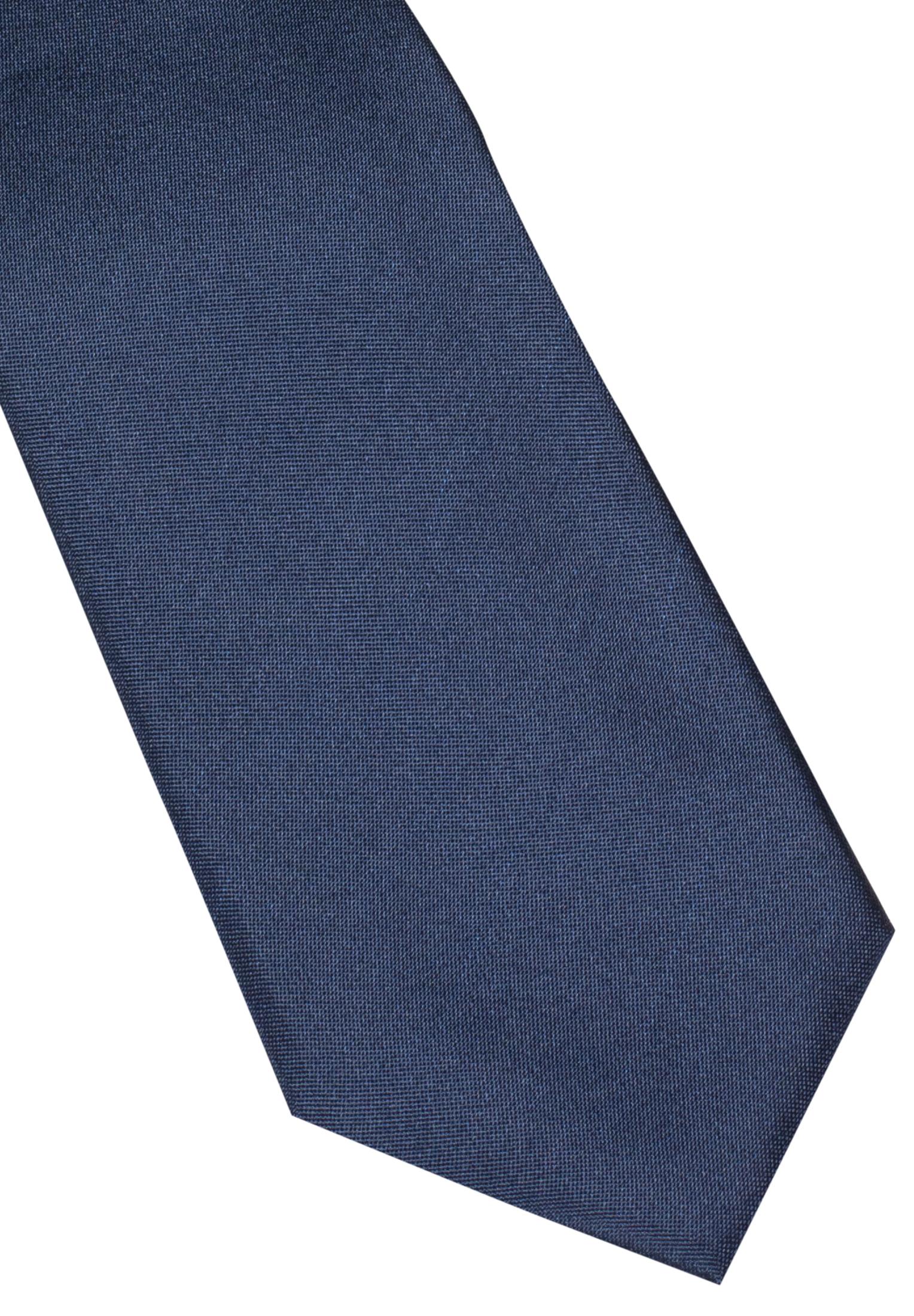 ETERNA 9029 Krawatte Seide marineblau