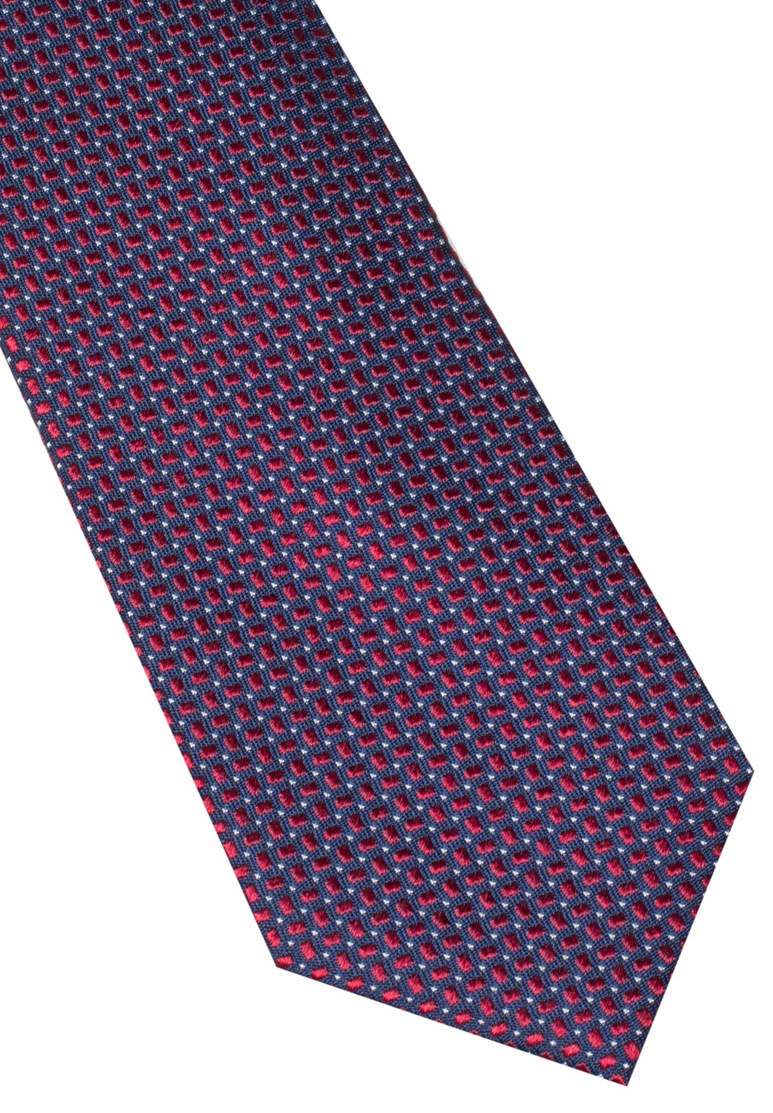 ETERNA 9069 Krawatte Seide bordeaux
