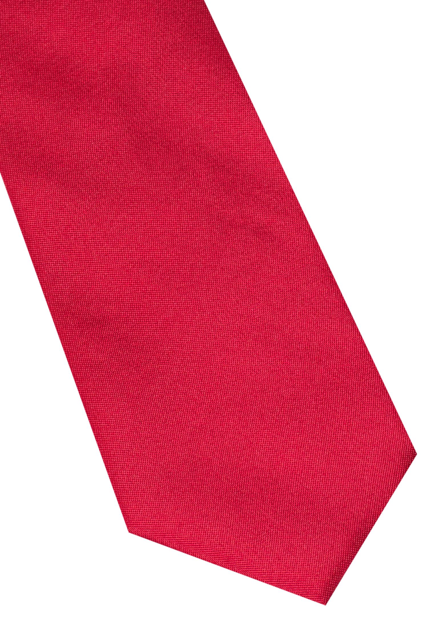 ETERNA 9029 Krawatte Seide rot