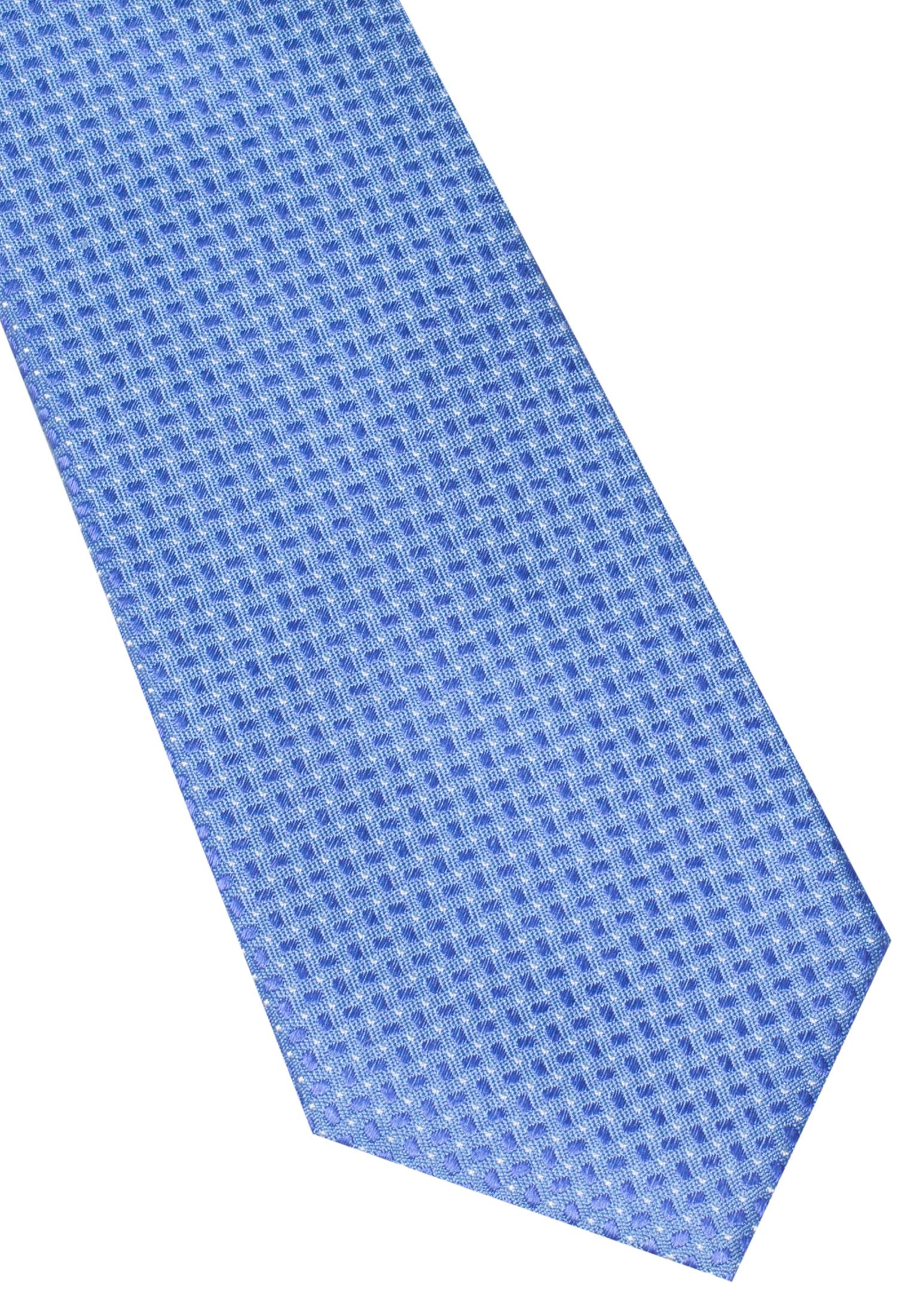 ETERNA 9069 Krawatte Seide hellblau