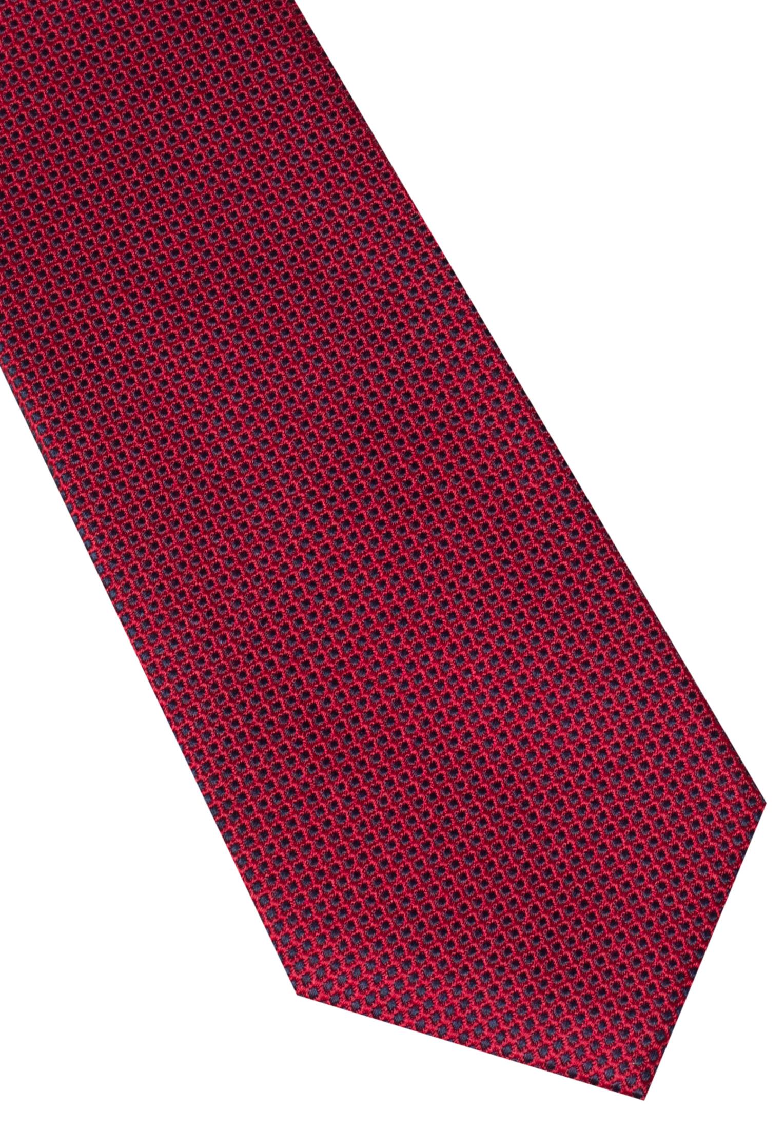 ETERNA 9068 Krawatte Seide rot